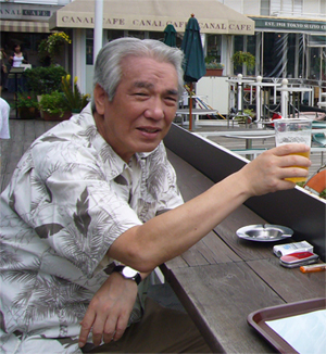 Farewell Shioya san!